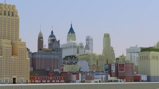 New York City 1940´s in Minecraft!