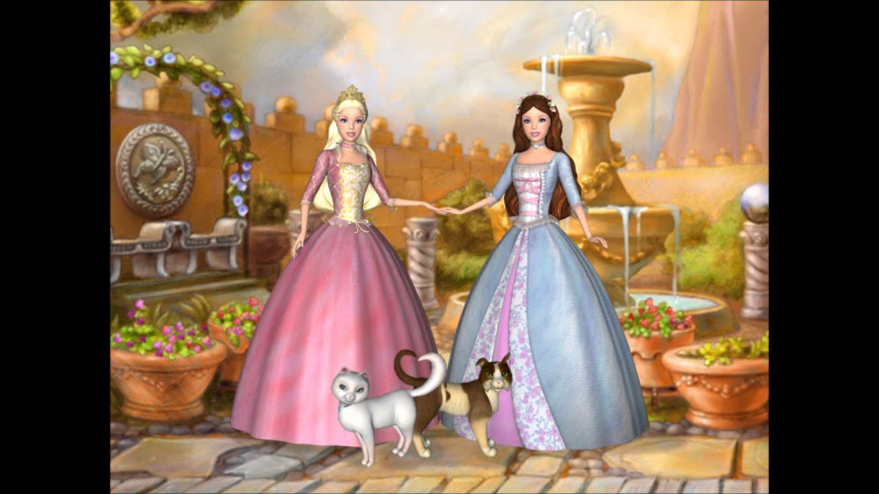 Theme Barbie As The Princess And The Pauper Pc Game As The Princess And