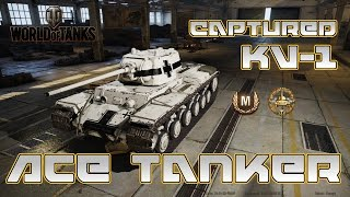 World of Tanks // Captured KV-1 // Ace Tanker // High Caliber // Xbox One