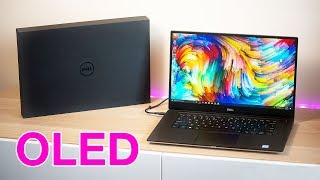 New XPS 15 7590 OLED - Unboxing and First Look Review. OLED Vs MacBook Pro 15 Display