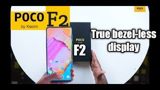 Poco F2 Offical First Look | Pocophone F2 Price, Specifications, Release Date in INDIA