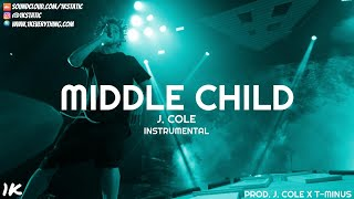 J. Cole - Middle Child (Instrumental)