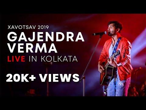 Download Lagu  Gajendra Verma - Tera ghata live performance | Kolkata | St. Xavier's |  Xavotsav - 2019 Mp3 Free