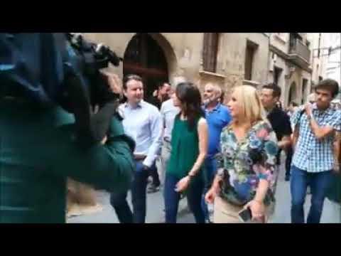 Inés Arrimadas ignorada en Tortosa