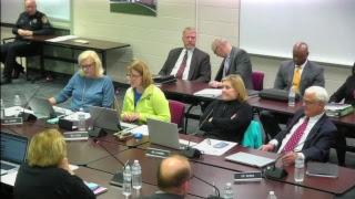 WJCC School Board Meeting 2/6/18