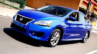 2014 Nissan Sentra - Review and Road Test
