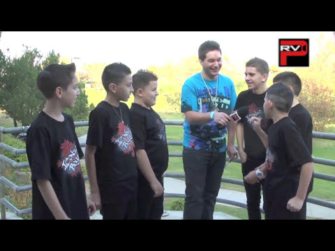 Chris Trondsen fields fan questions to Iconic Boyz Part 1