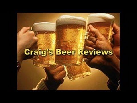 Craig's Beer Reviews - Barley Wine