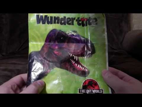 17-Year-Old Jurassic Park: Lost World Mystery Bag | Ashens