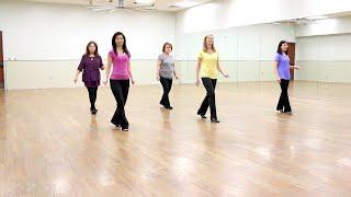 Whiskey Glasses Line Dance Dance Teach In English 中文