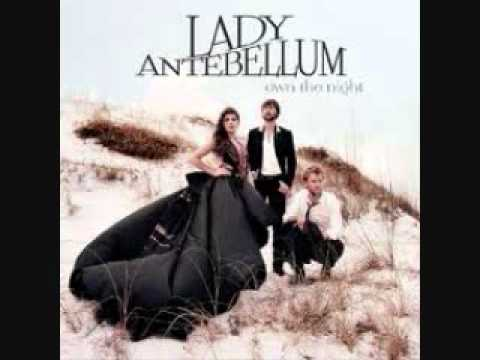 Lady Antebellum - Cold As Stone