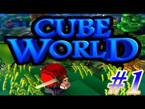 CubeWorld - Сказочные похождения #1 - Отличное начало!