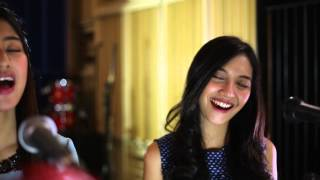 CARA - By My Side Maudy Ayunda Feat David Choi Cover