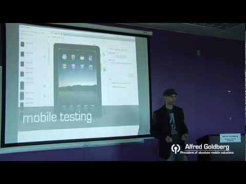 Mobile Design and Development Open House Part 6
