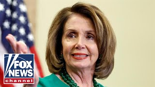 Pelosi makes remarks amid tensions with Trump, 'the squad'