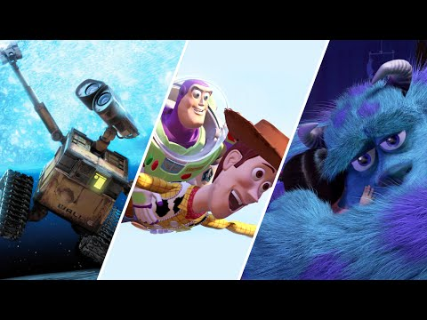 25 years of pixar - Toy Story - Flixster Video