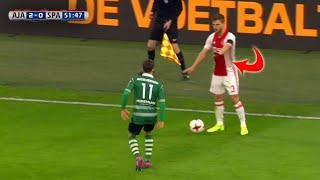 Meest Buitensporterende Momenten in Voetbal