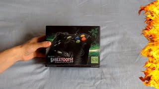 Razer Sabertooth - Unboxing