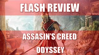 FLASH REVIEW Assasin's Creed Odyssey- PartySoft