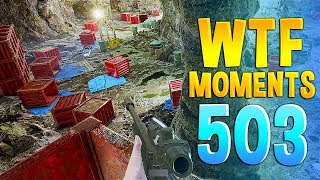 PUBG Daily Funny WTF Moments Highlights Ep 503