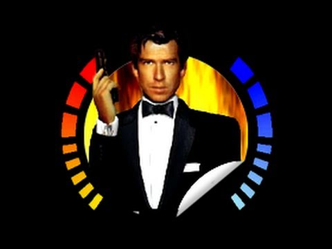 Game Covers - James Bond 007 Movie Theme Music Instrumental...