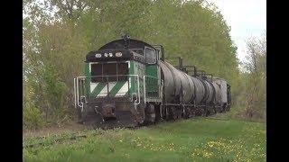Pioneer Railcorp,Keokuk Jct. Railroad LaHarpe Il. 11-15-17
