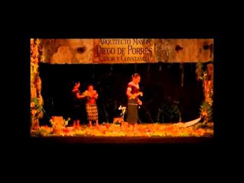 Obra de teatro Joyabaj Quiche