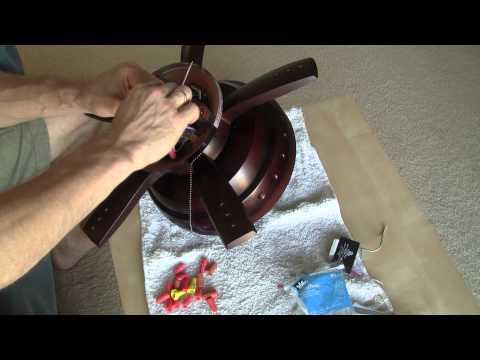 Люстры с вентилятором ремонт своими руками 213