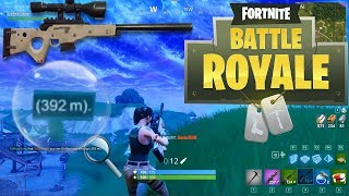 Top 10 LONGEST SNIPER Shots in Fortnite History!