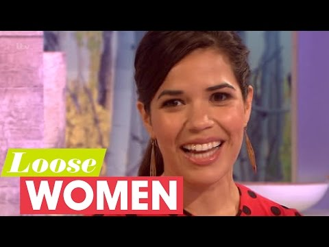 America Ferrera Talks Ugly Betty And Acting | Loose Women