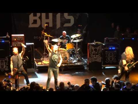 CANCER BATS - Sorceress; Road Sick; Smiling Politely - Live @KOKO, London, March 15, 2013
