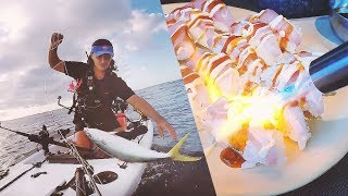 Finding My Sea Legs Again! - A Surprise Fish For Dinner - Catch And Cook