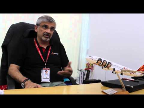 Sanjiv Kapoor, COO of SpiceJet on Q400 Fleet, the Brand and the Future - Part 2
