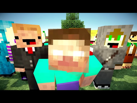 If Herobrine had a Nightmare - Minecraft