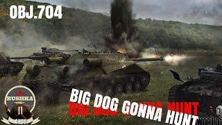OBJ 704 Big Dog Gotta Hunt! World of Tanks Blitz