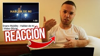 Enano Maldito - Hablan de mi | Video Oficial - VIDEO REACCION