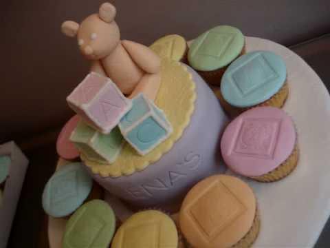 Helena's Baby Shower Cake 4th