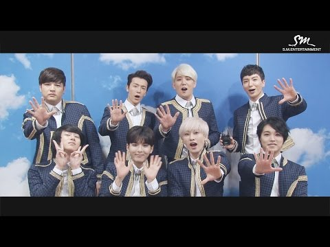 Super Junior The 7th Album 'mamacita' Music Video Event!! - The Message From Sj video