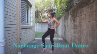 Movie Junooniyat  Nachange Saari Raat Dance  Video Song Moves