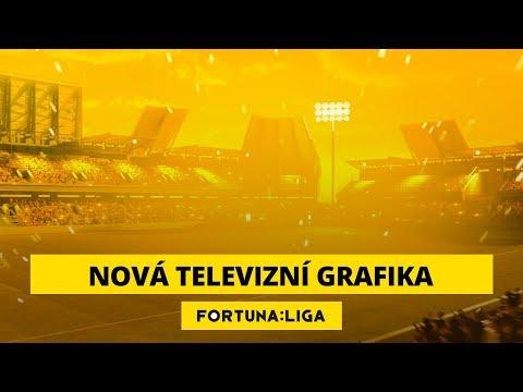 Nová televizní grafika pro ligové přenosy