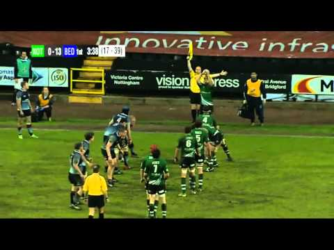 Nottingham v Bedford Blues - RFU Championship Semi-Final 2nd Leg
