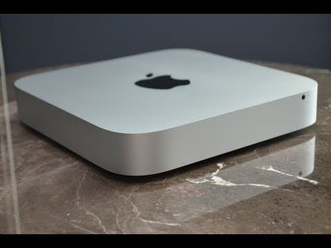 New Apple Mac mini (2011): Unboxing and Demo