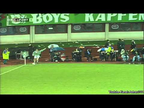 Eine der herausragendsten Leistungen bot das Fu�ballteam von Rapid 1995 im Europacup-Match gegen Sporting Lissabon. Es wurde ein 4:0-Sieg, bei dem Didi Kühbauer den Führungstreffer erzielte....