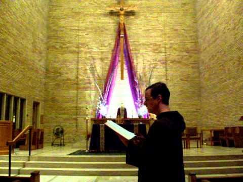 Latin hymns wedding
