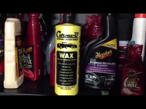 Carnu-b car wax review