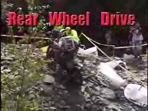 Christini All Wheel Drive Motorcycles