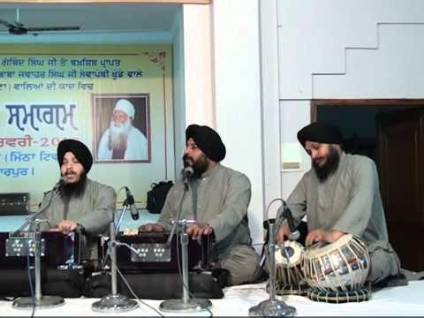 Rang Ratta Mera Sahib  By Bhai Satwinder Singh Harwinder Singh Ji Delhi Wale