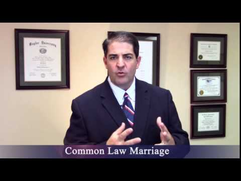 how to avoid common law marriage