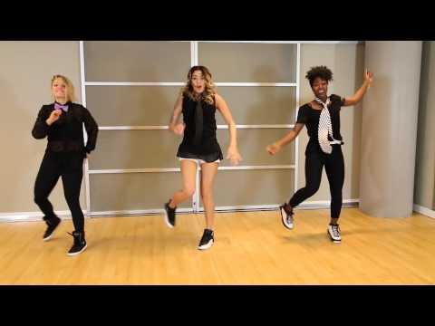 Uptown Funk   Zumba® Fitness With Nike Trainer Samantha Mostaccio  bachata Bombshell seobia Rivers video
