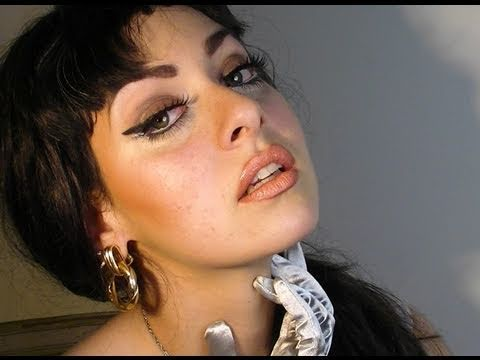 SOPHIA LOREN MAKEUP TUTORIAL: GLAM ITALIAN DIVA LOOK, 1960's INSPIRED STYLE (SOFIA LAUREN) Video